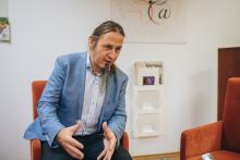 Dr. Juhász Tibor nyilatkozik az OTDK-val kapcsolatban